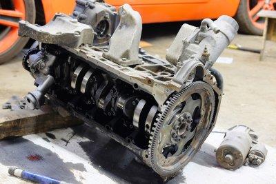 transmission - repair